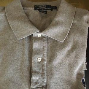 Polo Ralph Lauren Long Sleeve men's polos 2XLT